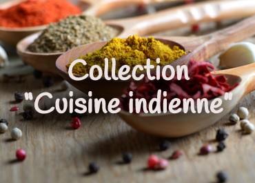 Nos épices pour la cuisine indienne