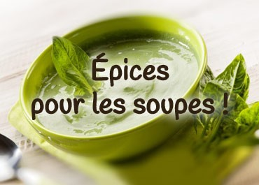 Epices pour les soupes