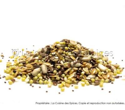 Petites graines pour pains et cakes