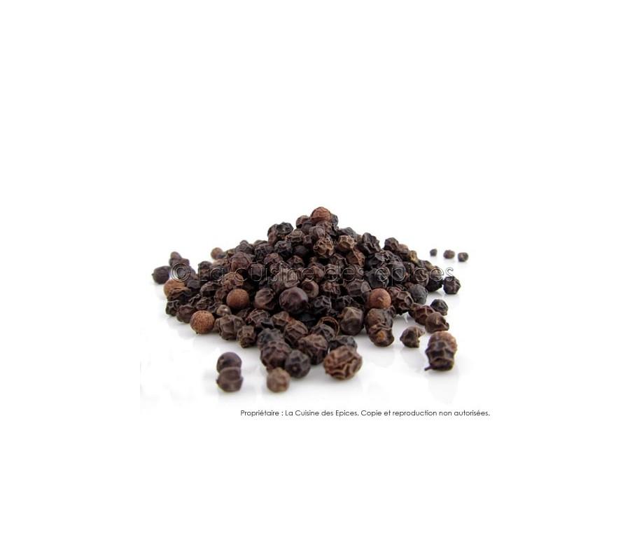 Poivre noir de Malabar - La Cuisine des Epices