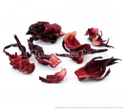 Hibiscus karkadé (fleurs d'hibiscus)