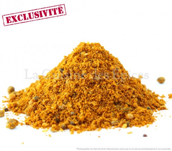 Curry fort à l'ancienne