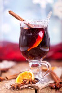 Cocktail avec les épices