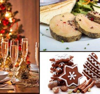 Préparez vos menus de fêtes avec notre sélection de Noël…