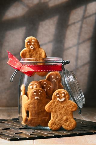 Idée de cadeau épices : biscuits aux épices maison