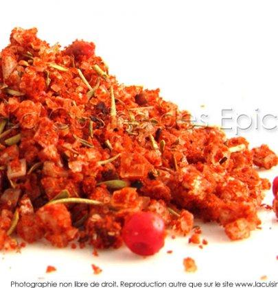 Comment préparer votre sel à frotter aux épices pour vos marinades ?