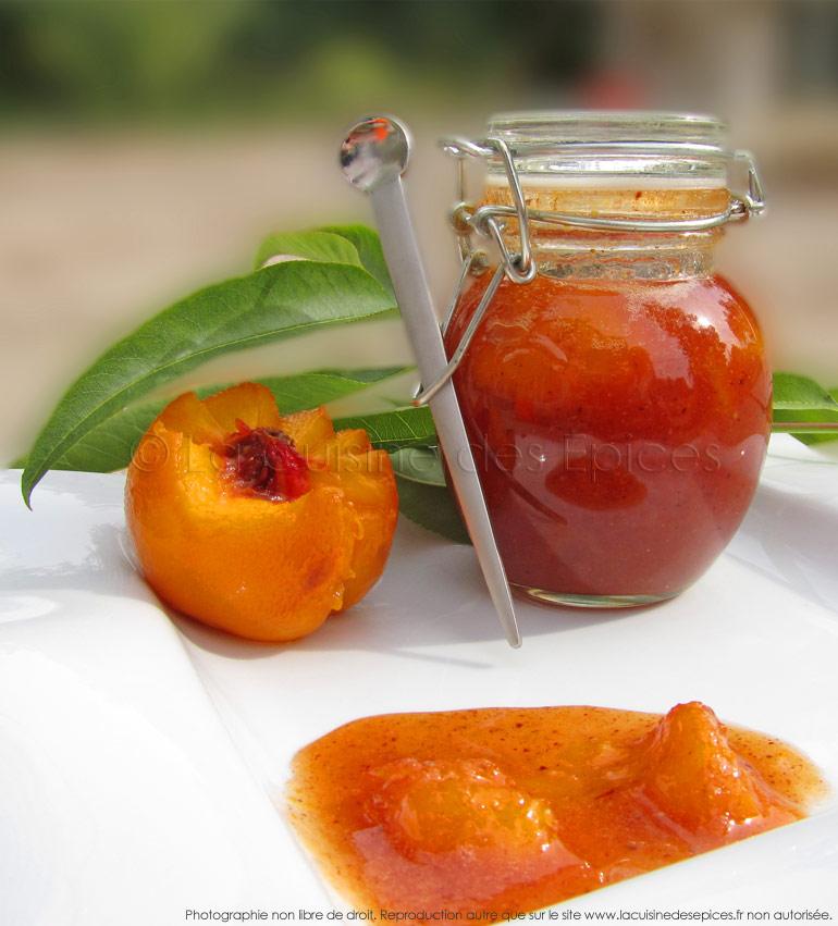 confiture abricot avec quel autre fruit