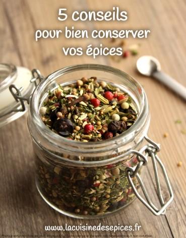 5 conseils indispensables pour bien conserver vos épices