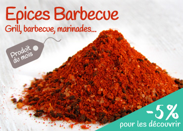 Epices Barbecue !