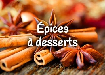 Epices à desserts